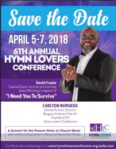 Hymn Lovers Conference
